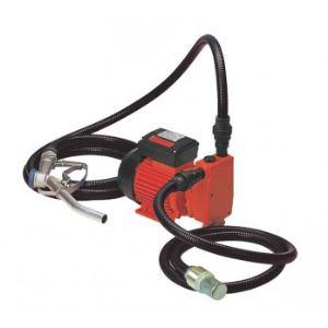 Ribitech PRKG130 - Kit pompe gasoil complet gros débit auto-amorçante