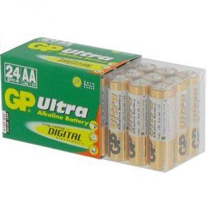 GP Batteries 24 piles alcalines AA Ultra LR6