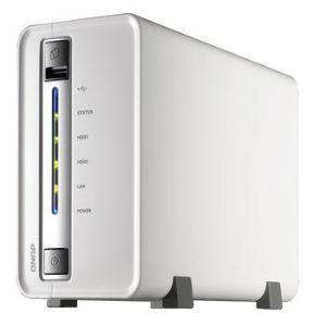 "Qnap TS-212P - Serveur NAS 2 baies 3.5"" Ethernet"