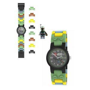 Lego 5005013 - Montre pour enfant Star Wars Clone Boba Fett