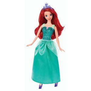 Mattel Disney Princesse paillettes : Ariel (CBD34)