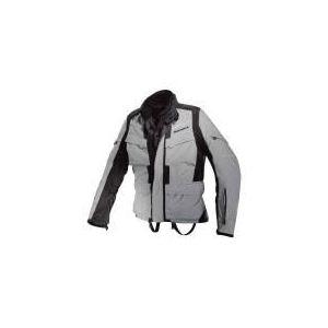 Spidi Venture (gris) - Blouson de moto textile waterproof pour homme