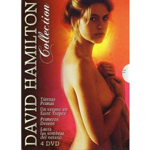 DVD - réservé Pack David Hamilton Collection