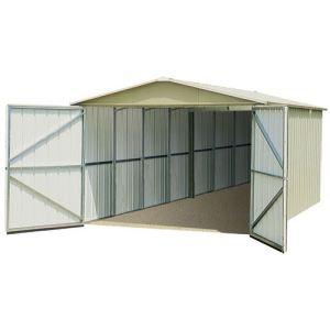 Yardmaster G1020 - Garage en métal 17 m2
