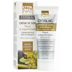 Cytolnat Cytolac - Crème de soin peaux à imperfections