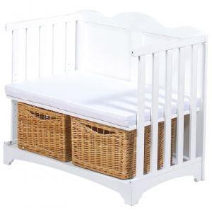 Pinolino 121742 - Étagère pour lit cododo Best Of