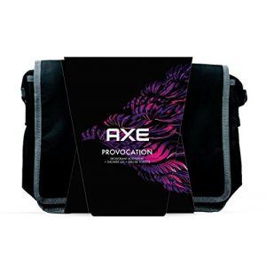 AXE Provocation - Coffret eau de toilette, déodorant, gel douche et sacoche