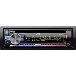 JVC KD-R761 - Autoradio CD//MP3/USB/Android/iPod/iPhone (4 x 50 Watts)