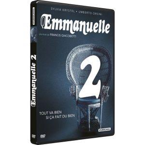 DVD - réservé Emmanuelle 2