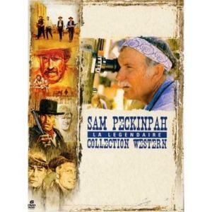 Coffret Sam Peckinpah - La horde sauvage + Pat Garrett et Billy le Kid + Un nommé Cable Hogue + Coups de feu dans la Sierra