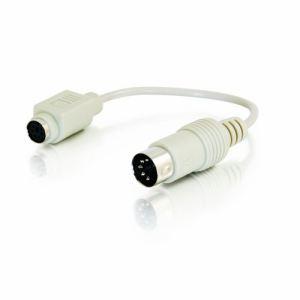 C2g 81499 - Adaptateur clavier PS/2 femelle / AT mâle