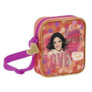 Sac à bandoulière Love Music Passion Violetta