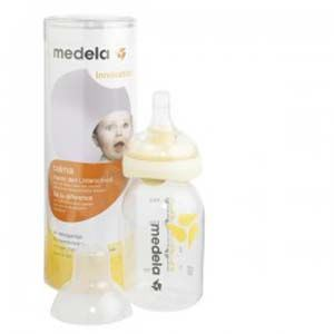Medela 008.0188 - Solution d'alimentation Calma avec biberon 250 ml