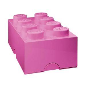 Lego Boîte de rangement 8 plots