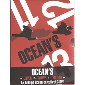 Coffret Ocean's Eleven + Twelve + Thirteen