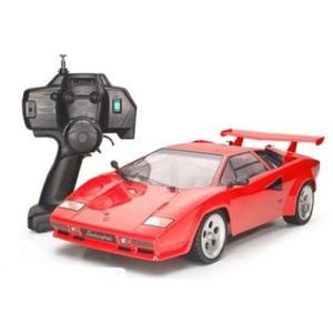 Tamiya Voiture radiocommandée Lamborghini Countach