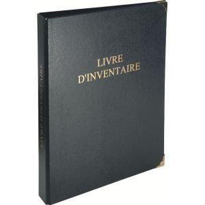 Claircell Livre d'inventaire à 100 feuilles (260 x 320 mm)