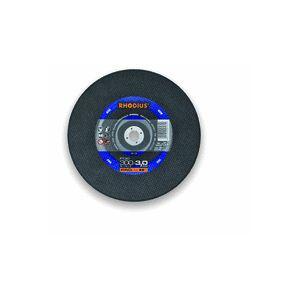 Rhodius 201166 - Disque à tronconner acier ft30 300x3x25.4 mm