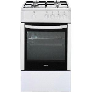 Beko cg41006p cuisini re tout gaz 4 foyers comparer avec - Comparateur de prix gaz ...