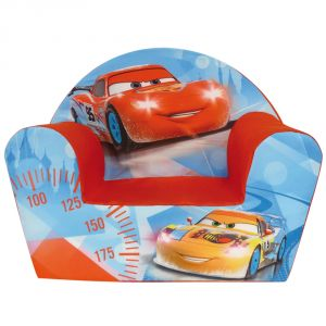 Jemini Fauteuil club Disney Cars Ice Racing