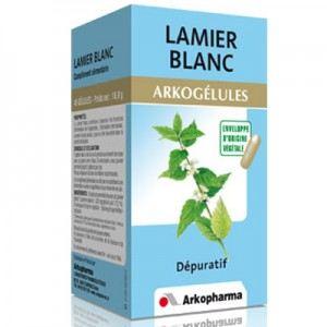 Arkopharma Arkogélules Lamier Blanc - Dépuratif
