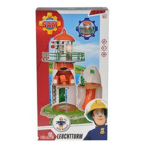 Simba Toys Sam le pompier - Phare avec figurine