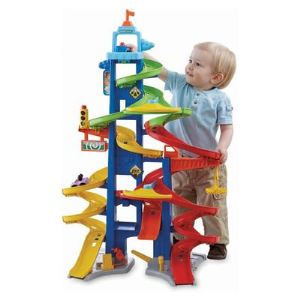 Fisher-Price La Tour des Spirales