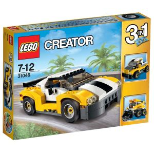 Lego 31046 - Creator : La voiture rapide