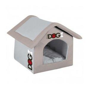 Urban living Puppy Pet - Niche pliante portable en tissu doux pour chien
