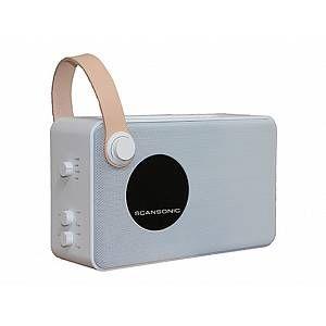 Scansonic PA4600 - Poste radio