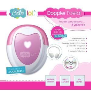 Bébélol Doppler Foetal Original New 2014