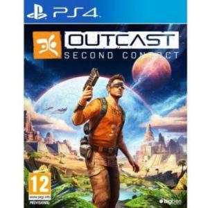 Outcast Second Contact sur PS4