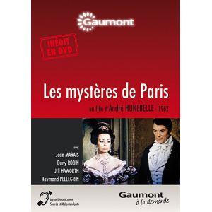 Les Mystères de Paris - avec Jean Marais