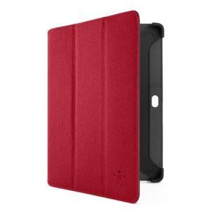 """Belkin F8M394CWC0 - Etui Tri-Fold Folio pour Samsung Galaxy Tab 2 10"""""""