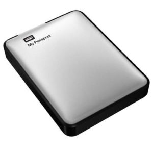 "Western Digital WDBY8L0020B - Disque dur externe My Passport 2 To 2.5"" USB 3.0"