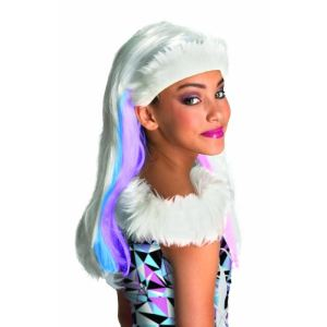 Rubie's Perruque Abbey Bominable Monster High