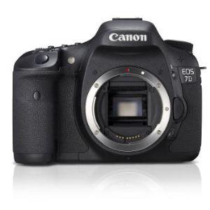 Canon EOS 7D (Boitier nu)