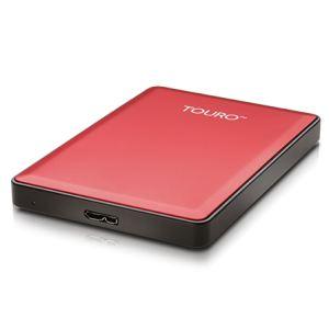 Hitachi HTOSEC5001B - Disque dur externe Touro S 500 Go USB 3.0 7200rpm