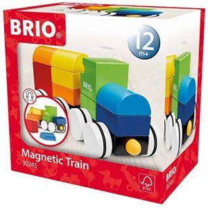 Brio 30245 - Train aimanté en bois