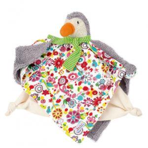 Käthe kruse Doudou plat Pinguin Nana 46 cm