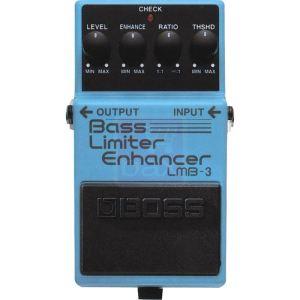 Boss Effect Bass Limiter Enhancer LMB-3 - Pédale pour basse