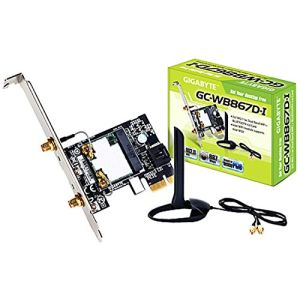 GigaByte GC-WB867D-I - Carte Wi-Fi N 867 Mbps et Bluetooth 4.0 PCI-E