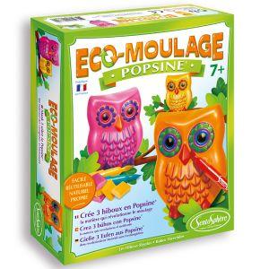 Sentosphère Eco-Moulage Popsine : Hiboux rigolos