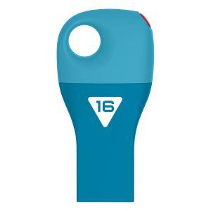 Emtec ECMMD16GD302 - Clé USB 2.0 Car Key 16 Go