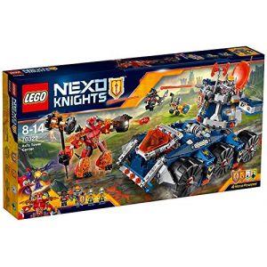 Lego Nexo Knights 70322 - Le Transporteur De Tour D'axl