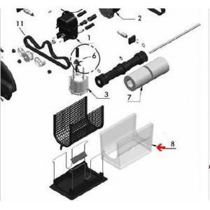 Robot star vac iii comparer 30 offres for Aspirateur piscine victor