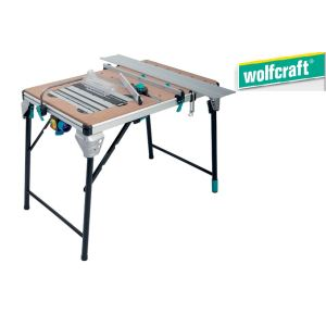Wolfcraft MASTER Cut 2000 - Etabli de sciage PRO multifonction