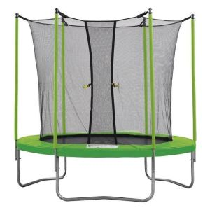 Trampoline 250 cm avec filet de protection