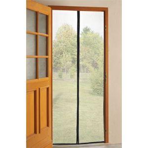 moustiquaire de porte magnetique comparer 37 offres. Black Bedroom Furniture Sets. Home Design Ideas