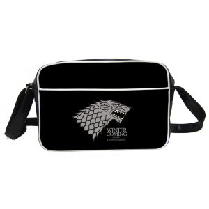 Sac à bandoulière Stark Winter is coming (Game of Thrones)